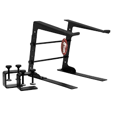 tiger laptop stand dj stand with clamps