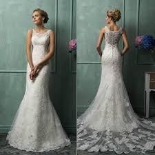 chapel wedding dresses vintage lace a line wedding dresses chapel wedding high quality