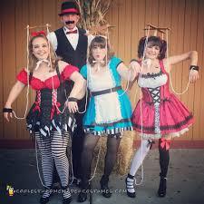 Marionette Doll Halloween Costume Coolest Diy Marionette Puppet Costumes Puppeteer Costume
