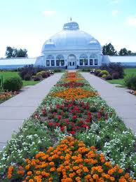 Erie Botanical Gardens Entrance Picture Of Buffalo And Erie County Botanical Gardens
