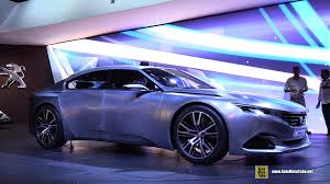 peugeot exalt 2015 peugeot exalt concept turnaround 2014 paris auto show