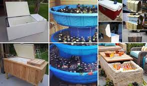 Cool Backyard Ideas 19 Clever Diy Outdoor Cooler Ideas Let You Keep Cool In The Summer