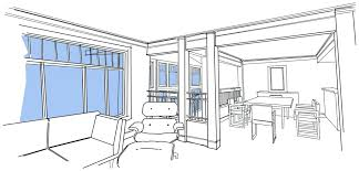 sketch room private dining room sketch superb abstract design dining interior