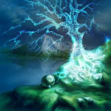 lightning tree by tomaszmrozinski on deviantart