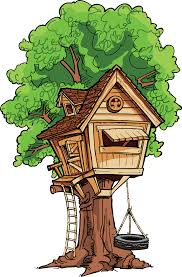 Ballard Design Art Treehouse Pictures In Colorado Cedar Tree House Under A For 3 Kids