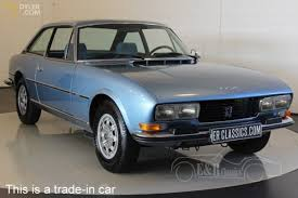 classic peugeot classic 1978 peugeot 504 v6 coupe for sale 3308 dyler