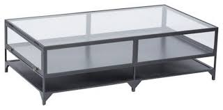 glass shadow box coffee table beautiful metal glass coffee table shadow box metal and glass coffee