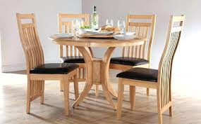 oak kitchen table and chairs light oak round dining table and chairs cozy image of small kitchen