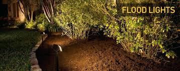 Landscape Flood Light Low Voltage Led Landscape Flood Lights Centennial 1 Light Outdoor