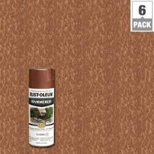 rust oleum stops rust 11 oz copper protective enamel metallic