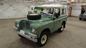 land rover series ii land rover lr88 series iia start up and overview youtube