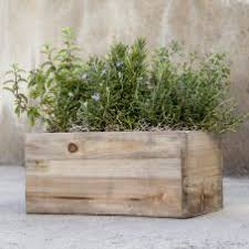 herbs planter herb garden gift baskets fresh for delivery givingplants com