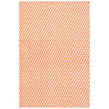 Yellow And White Outdoor Rug Dash Albert Two Tone Rope Tangerine Orange White Area Rugs J