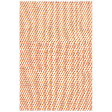 Orange Outdoor Rugs Dash Albert Two Tone Rope Tangerine Orange White Area Rugs J