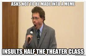 Meme Insults - kevin oakes meme memes quickmeme
