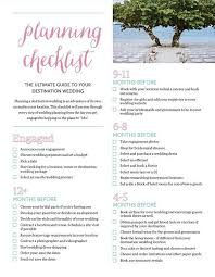 wedding checklist book the ultimate destination wedding checklist mywedding