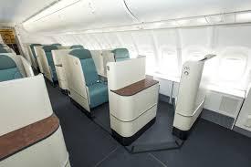 boeing 747 floor plan the best business class seats on korean air u0027s boeing 747 8