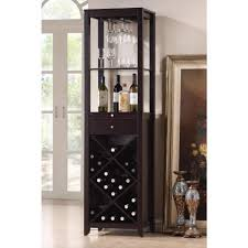 china cabinet dining room cabinet with wine rack home design