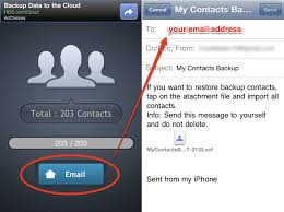 get contacts from android how to transfer contacts from iphone to android phone leawo