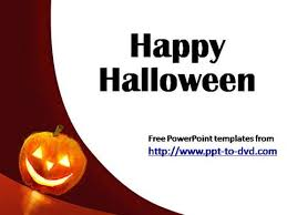 halloween powerpoint template gavea info
