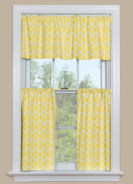 yellow kitchen curtains valances valances pinterest yellow