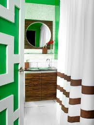 10 big ideas for small bathrooms hgtv