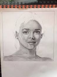 how to start sketching a human face sketching quora