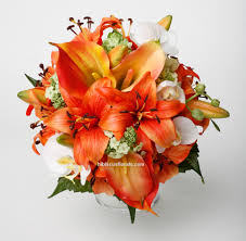 bouquet of lilies tiger tiger bouquet bouquet and wedding
