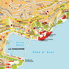 monte carlo map map monte carlo monaco maps and directions at map