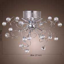 fixtures light cool crystal pendant light shade swarovski