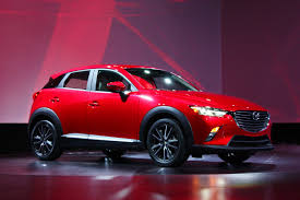 mazda new model 2016 mazda cx 3 reveal