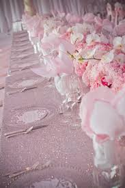 Baby Shower Table Setup by Very Pink Great For A Baby Shower Birthday Party Or