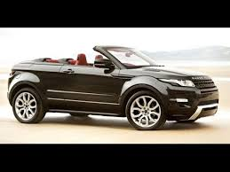 land rover convertible black 2015 land rover range rover evoque convertible information and