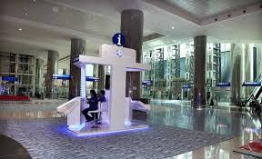 Heathrow Terminal 3 Information Desk The World U0027s Busiest International Airport Dubai Overtakes Heathrow