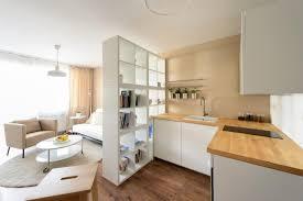 ikea interior of one room apartment bratislava slovakia rules