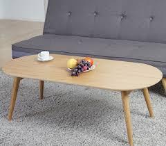 Wohnzimmertisch Luxus Bagheria Wohnzimmertisch Beistelltisch 40x120x55cm Eiche Klappbar