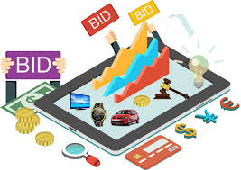 auto bid auction best auction bid software bidding website portal development