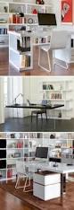 Weisser Schreibtisch 1001 Tolle Ideen Wie Sie Ihr Arbeitszimmer Gestalten Können
