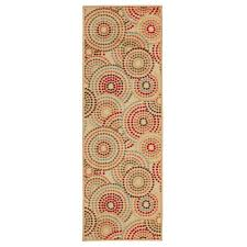 rug runners 2 x 6 collection beige 2 ft 2 in x 6 ft runner ann1012 2x6 the