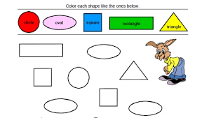 shapes u0026 colors worksheets member access u2013 home education resources