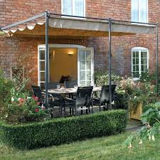 metal car porch permanent awnings for decks best aluminum ideas come image of