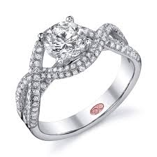 rings bridal designer engagement jewelry and rings demarco bridal jewelry