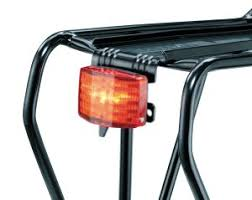 rear bike light rack mount amazon com explorer rack without spring black sports outdoors