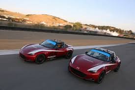 affordable mazda cars mazda mx 5 miata cup race car the affordable racing car from mazda
