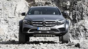 4x4 mercedes mercedes e class all terrain 4x4 2 is a dystopian wagon tank