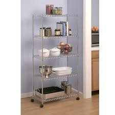 Commercial Wire Shelving by Commercial Steel Wire Shelving Ultradurable Chrome Steel Wire