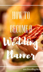 Become A Wedding Planner 12 Reasons Not To Become A Wedding Planner Career Tips