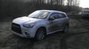 mitsubishi outlander sport 2012 in case you were wondering the outlander sport can go offroad