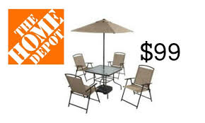 home depot outdoor table and chairs at home patio furniture unique home depot 7 piece patio set 99