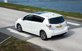 toyota corolla verso review toyota verso review better than a vauxhall zafira